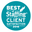 Best of Staffing – Client - 2016